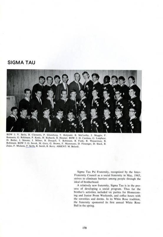 Sigma Tau Psi