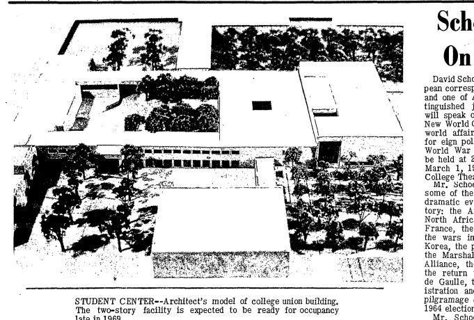 SUNY Potsdam Architecture- Barrington Student Union
