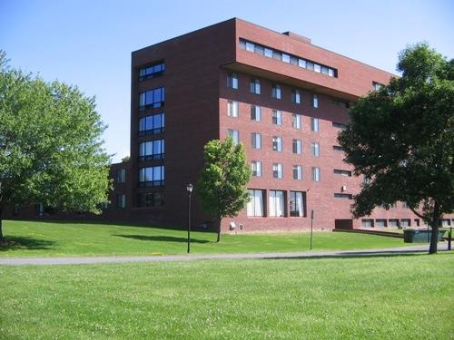 SUNY Potsdam Arch-Liberty Washington Knowles Hall