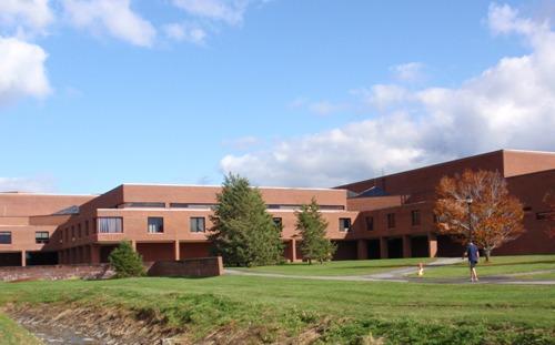 SUNY Potsdam Architecture-Maxcy Hall