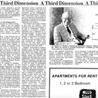 A Third Dimension: Clarence Stephens