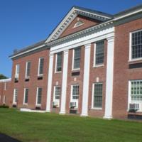 SUNY Potsdam Architecture-Carson Hall