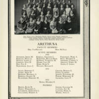 Arethusa girls 1930.jpg