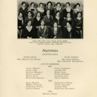 Arethusa girls 1931.jpg