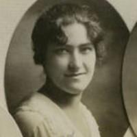 Helen Hosmer 1918