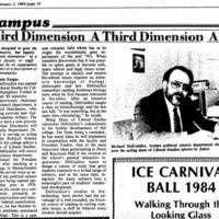 A Third Dimension: Richard DelGuidice