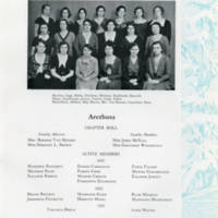 Arethusa girls 1932.jpg