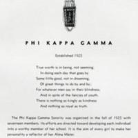Phi Kappa Gamma
