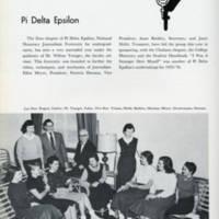 Pi Delta Epsilon