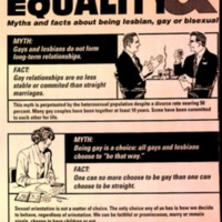 Fairness and Equality Poster