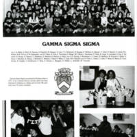 Gamma Sigma Sigma