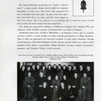 Blackfriars Honorary Dramatic Society