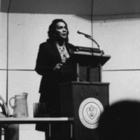 Coretta Scott King Speech
