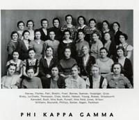 Phi Kappa Gamma Soroity