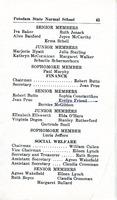 1937-1938 Student Handbook
