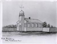 St. Lawrence Academy circa 1816